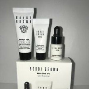 Bobbi Brown Mini Glow Trio **BNIB**